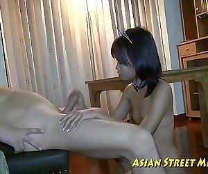 Clean Living Thai Slum Bird Has Bottom Pentrated 11 min HD