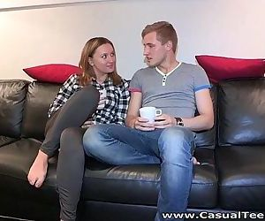 Casual Teen SexCrazed for casual sexHD
