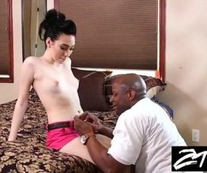 Babysitters taking on Big Black Cocks - 12 min