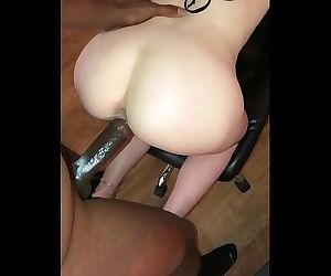 Teen White Slut For BBC