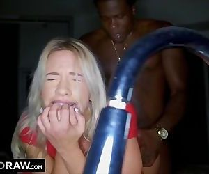 BLACKEDRAW Beautiful Teens First BBC!