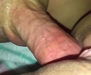 Fucked My Virgin Teen Girlfriend For The First Time. Squirt Multiple Times