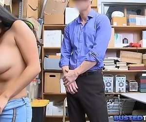Latina Filipina Teen Fucked For Shoplifting 8 min 720p